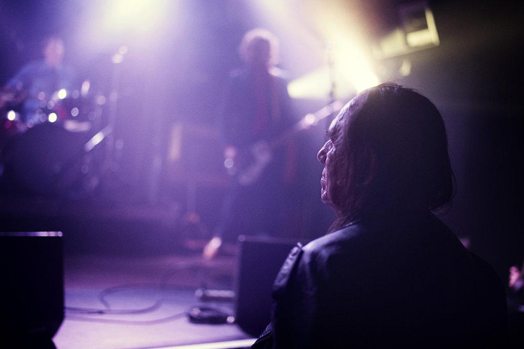 Blonstone en concert au Gibus