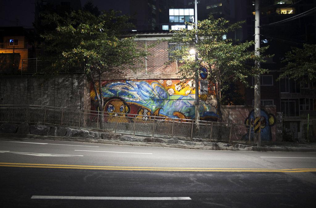 Les nuits coréennes