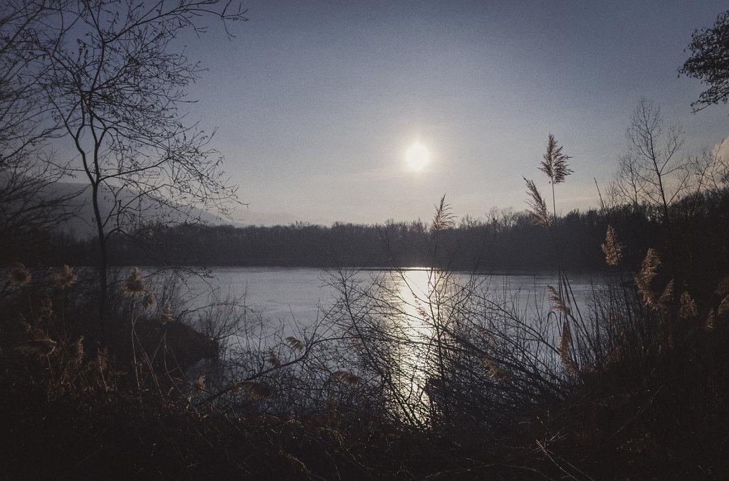 Autours du lac