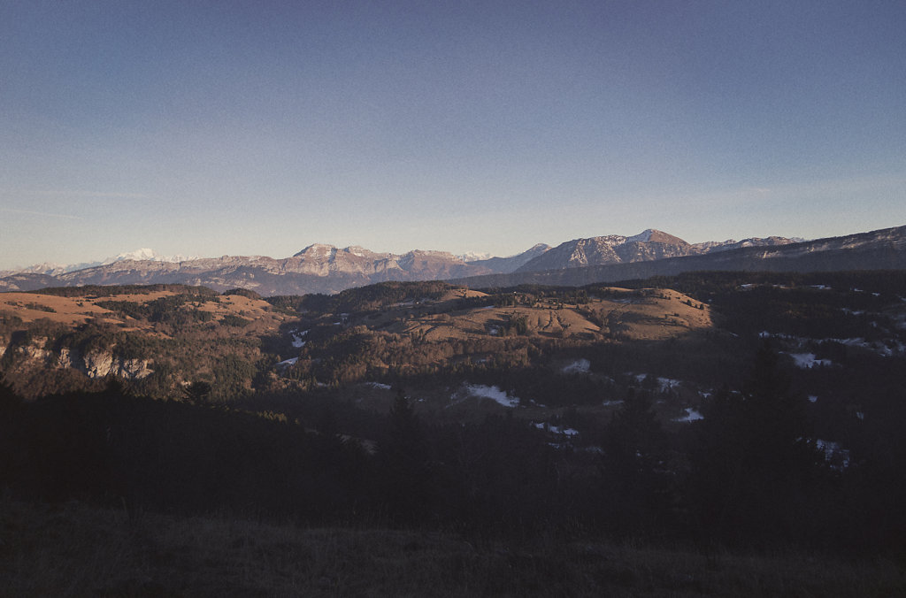 La montagne du Revard